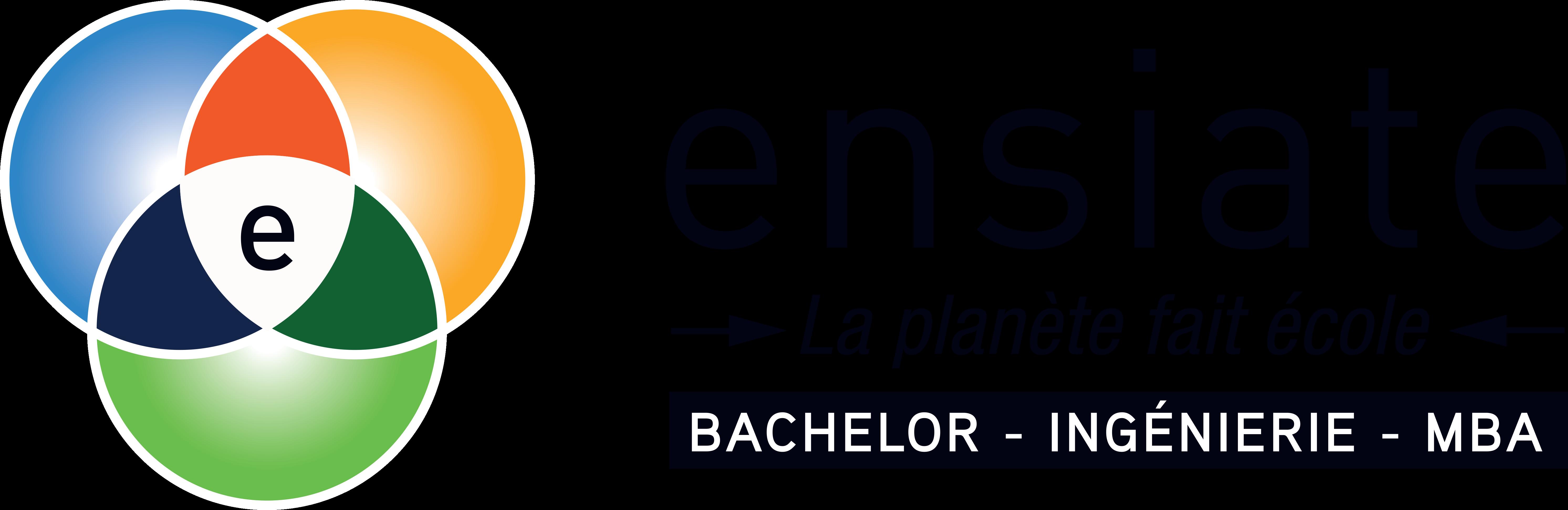 Logo Ensiate Horizontal